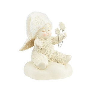 Snowbabies Snow Dream Angel Kisses 4045629