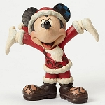 Christmas Cheer Santa Mickey Mouse 4046016