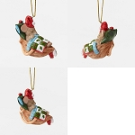 Charming Tails May Your Holiday Dreams Come True Ornament 4046956