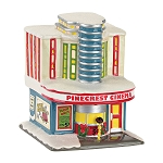 Department 56 Peanuts Pinecrest Cinema 4047192