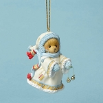 Cherished Teddies 2015 Laplander Ornament 4047385