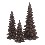 Brown Holiday Trees 4047560