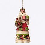 Offerings Of Love African Santa Hanging Ornament 4047790
