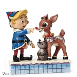 Hermey Touching Rudolph's Nose 4047939