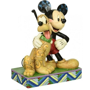 Mickey Mouse and Pluto 4048656
