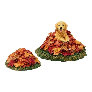 Harvest Fields Pup Figurine 4048720