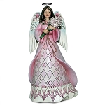 Faith Hope and Courage Breast Cancer Awareness Angel 4049412