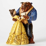 Beauty and the Beast Belle and Beast Dancing 4049619