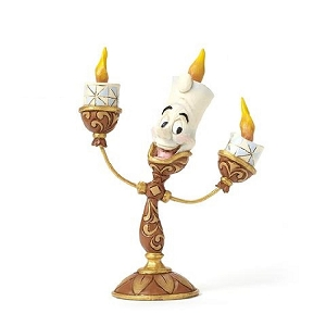 Beauty and The Beast Lumiere Figurine 4049620