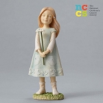 Girl with Flower Figurine 4050133