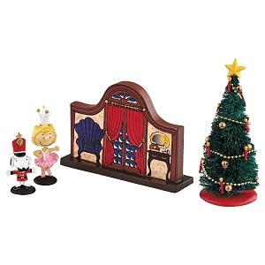 Peanuts Nutcracker Set 4051748