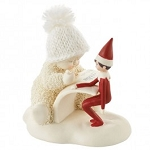 Snowbabies Guest The Elf On The Shelf Makes A List 4051841