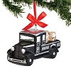 Jack Daniels Delivery Truck Ornament 4052182