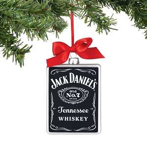 Jack Daniels Old No 7 Rectangle Ornament 4052193