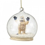 Bumble in Dome Hanging Ornament 4053081
