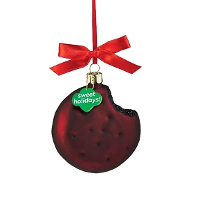 Girl Scouts Thin Mint Cookie Ornament 4053403