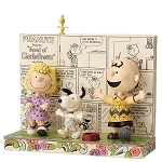Happy Dance with Snoopy Charlie Brown Sally Woodstock 4054078