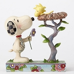 Nest Warming Gift Snoopy with Woodstock in Nest 4054079