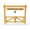 Mistletoe Farm Gate 4054242