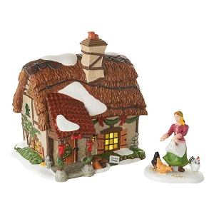 Foxmore Cottage Set of 2 4054775