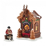 Christmas Market Black Forest Clocks 4054960 Mid Year