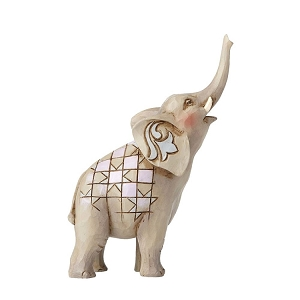 Mini Elephant Raised Trunk 4055059