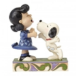 Agh! I've Been Kissed By A Dog Snoopy Kissing Lucy 4055941