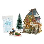 Christmas Carol Poulterers Shop Set 4056648