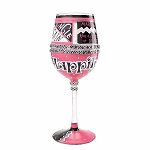 Happily Divorced Wine Glass 4056850