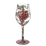 It's Wine O'Clock Wine Glass 4056856
