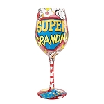 Lolita Super Grandma Wine Glass 4056859