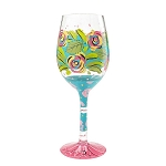 Wishful Blooming Wine Glass 4056862