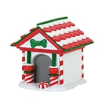 Village Accessories Peppermint Dog House 4057593