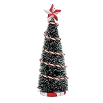 Peppermint Tinsel Tree 4057594