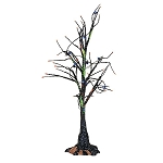 Black Light Bare Branch Tree 4057623