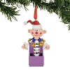 Department 56 Rudolph Charlie in a Box Ornament 4057973