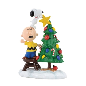 Department 56 Peanuts Tree Topper Figurine 4058131