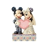 Mickey and Minnie Wedding Couple 4059748