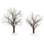 Winter Flurries Bare Branch Set of 2 4059770