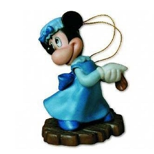 WDCC Mickeys Christmas Carol Minnie Mrs Cratchit 41145