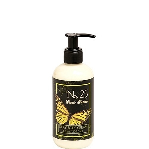 Silky Body Moisturizing Cream, No. 25, 8 Ounce