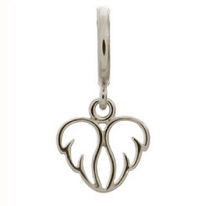 Angel Wings Silver 43208