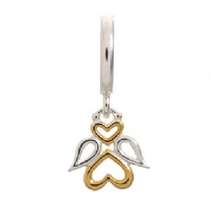 Angel Dream Charm Silver 43255