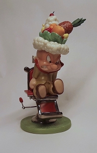 WARNER BROS Barber Shop Rabbit of Seville 1950 Elmer
