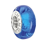 Murano Glass Royals Collection Capri Blue 2110-1158