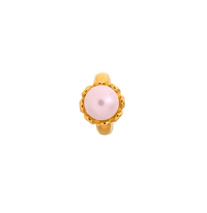 Rose Pearl Flower 51252-4