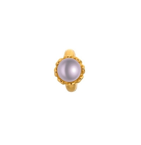 Purple Pearl Flower 51252-5
