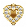 Heart Love Gold 51421