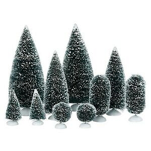 Bag Frosted Topiaries Small 52996