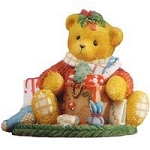 Cherished Teddies Christmas Kayla 533815